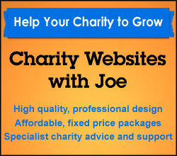 Charity Websites with Joe