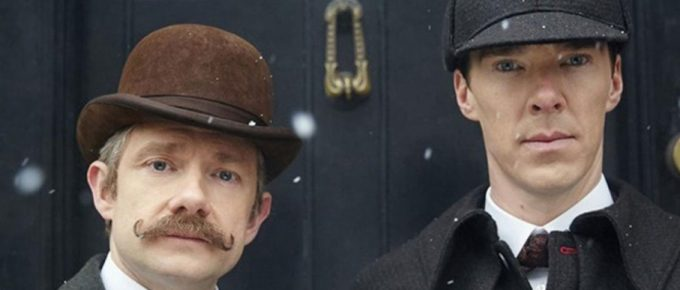 Holmes and Watson in tech for good adventure