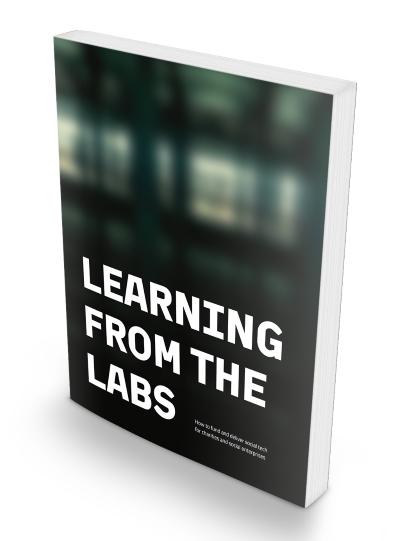 Innovation Labs ebook