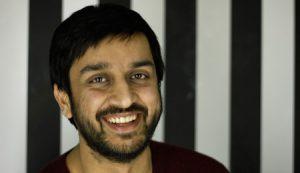 Adil Abrar, Sidekick's Founder