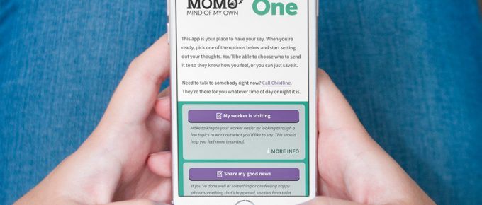 momo app startup