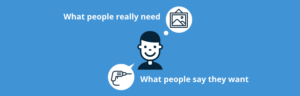 4 Reasons Why Human Centred Design Trumps User Participation